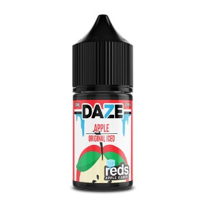 [Reds E-Juice] 애플 아이스드/Apple Iced (50VG) 30ml
