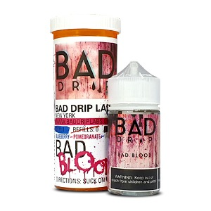 [Bad Drip] 배드 블러드/Bad Blood (75VG) 60ml