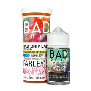 [Bad Drip] 팔리스 날리 소스/Farley's Gnarly Sauce (75VG) 60ml